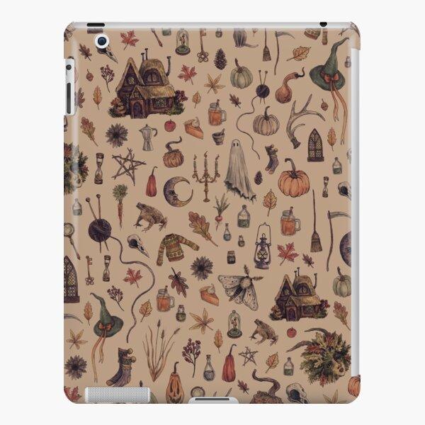 Rustic Brown Cozy Crone iPad Snap Case