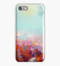 Colourful Winters Morning iPhone Case/Skin