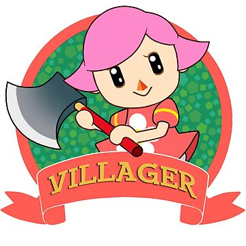 Animal Crossing: Girl Villager by Togekisser