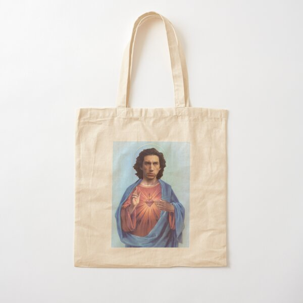 Adam Driver Jesus Tote bag classique