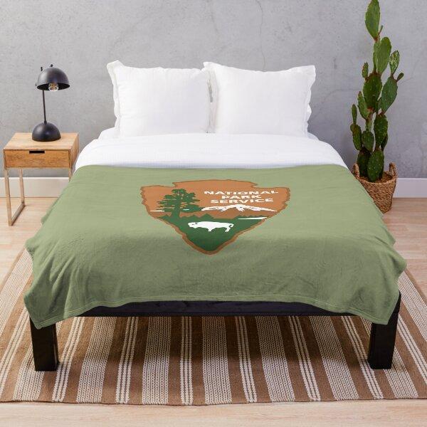 National Park Service Throw Blanket