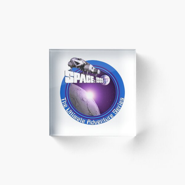 SPACE: 1999 THE ULTIMATE ADVENTURE SERIES 2 Acrylic Block
