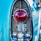 1956 Chevy Bel-Air Taillight by Saija  Lehtonen