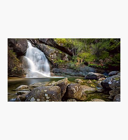 Lady Bath Falls Photographic Print