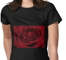 Love Hurts! - Rose Womens Fitted T-Shirt