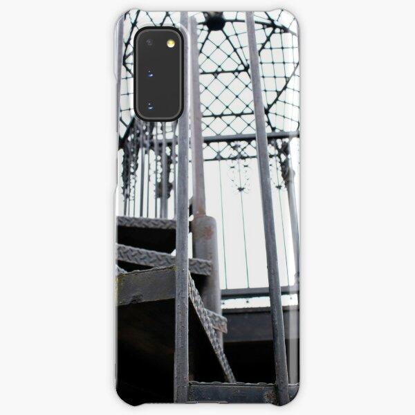 Iron Spiral Staircase Gazebo Samsung Galaxy Snap Case