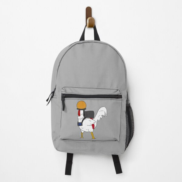 Space Chicken Backpack
