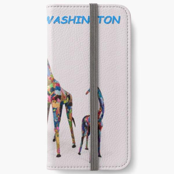 folklife washington iPhone Wallet