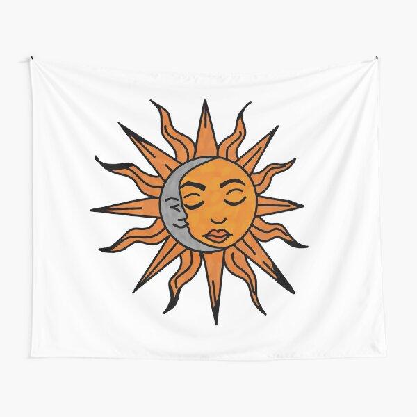 Sun&Moon Tapestry