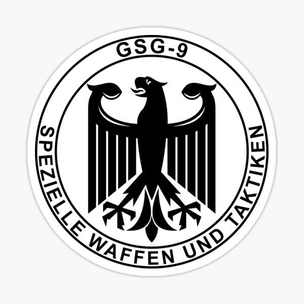GSG-9 Sticker
