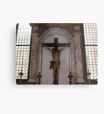 duomo di parma - interno 2 - Italy,Mondo - a tutte le mie amiche che amano Gesù Cristo - VETRINA RB EXPLORE 31 GENNAIO 2014 -         - Metal Print
