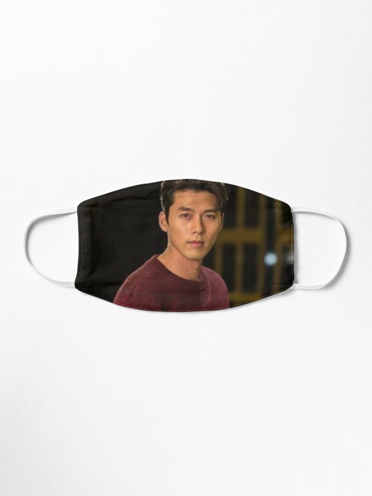 Alternate view of Hyun Bin Mask
