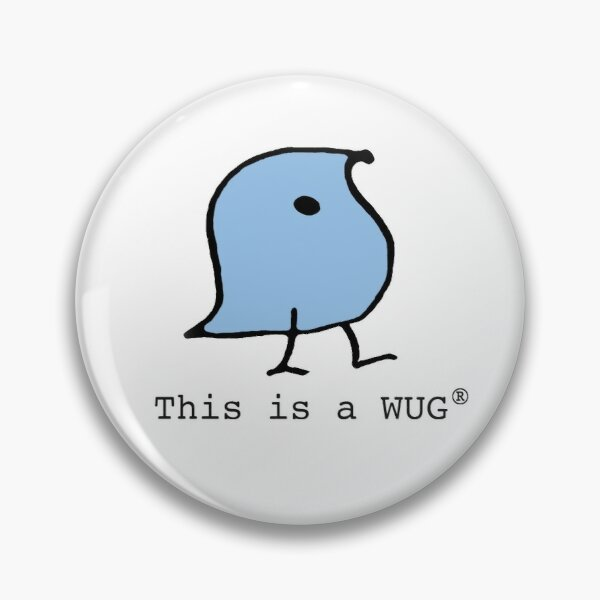 This is a WUG (R) Pin