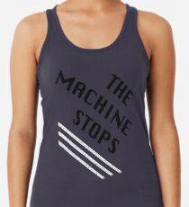 The Machine Stops Women's Tank Top