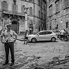 Piazza di Postieila by Bryan Peterson