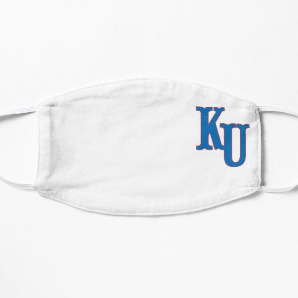 Vintage KU-Logo Flache Maske