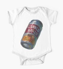 Canned Bread One Piece - Short Sleeve