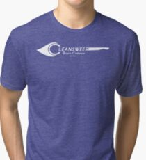 Cleansweep Broom Company Tri-blend T-Shirt