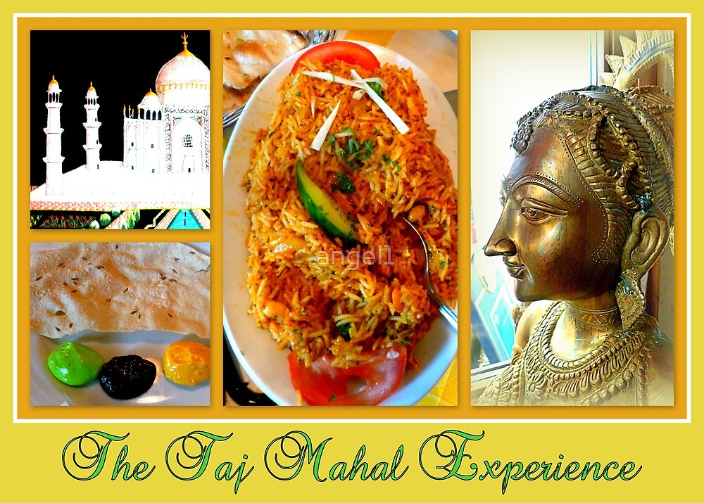 The Taj Mahal Experience by ©The Creative  Minds