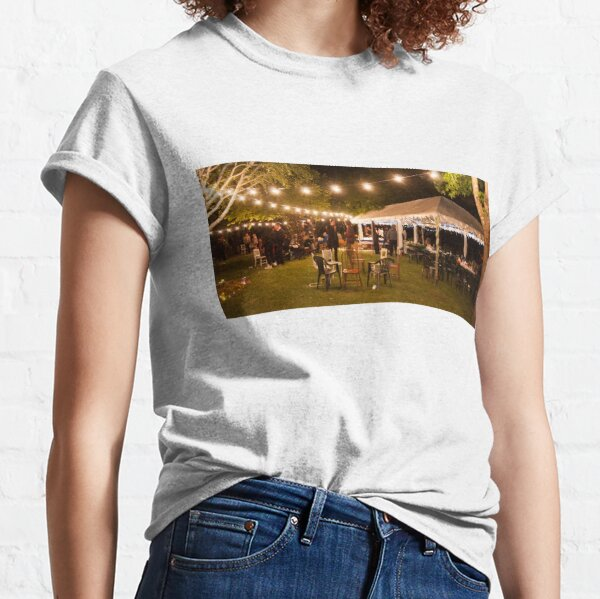 Lets Party - Adelaide wedding venue, Vineyard wedding Adelaide, Winery wedding SA Classic T-Shirt