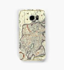 Vintage Map of Asia Circa 1626 Samsung Galaxy Case/Skin