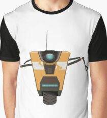 CL4P-TP Bot Graphic T-Shirt