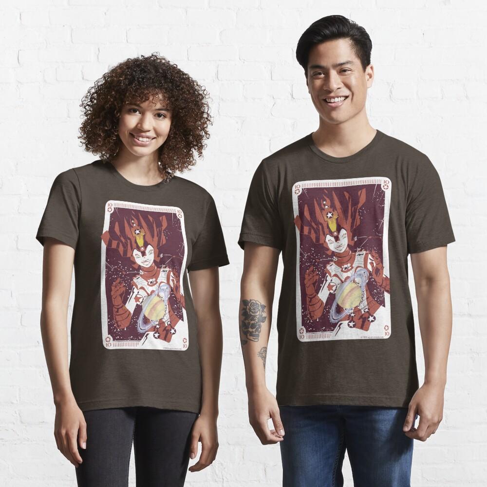 10 Pentacles: Galactina Essential T-Shirt
