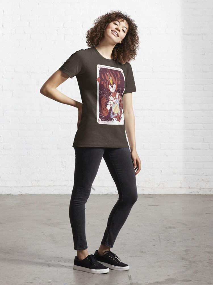 Alternate view of 10 Pentacles: Galactina Essential T-Shirt