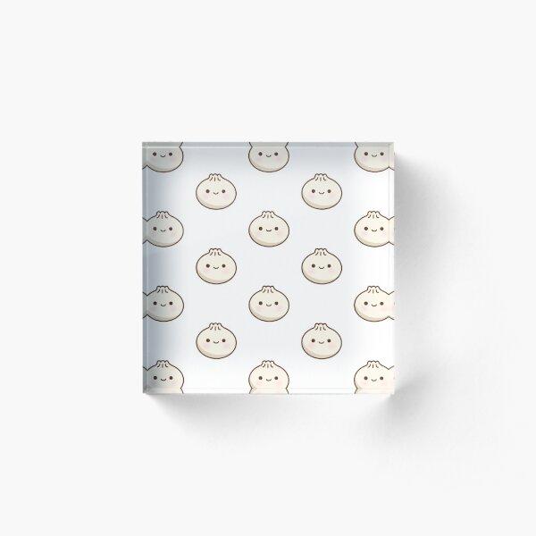 cute dumpling Acrylic Block