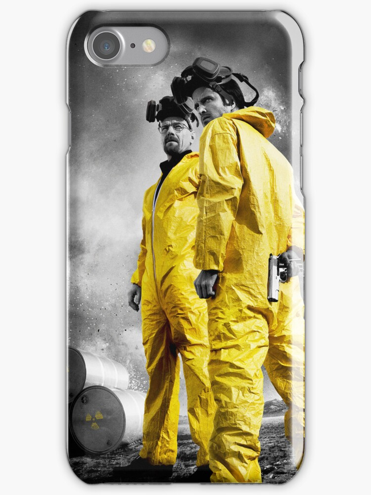 Breaking Bad iPhone Cover by thebradfarmer