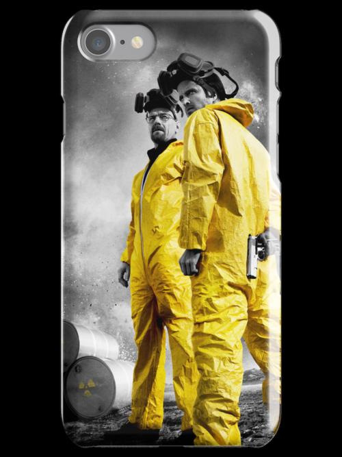 Breaking Bad iPhone Cover by thebradfarmer