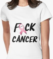 F*CK Breast Cancer T-Shirt