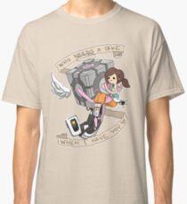 Little Guardian Angel Classic T-Shirt