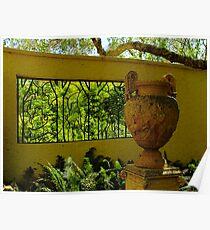 Everglades Garden, Leura Poster