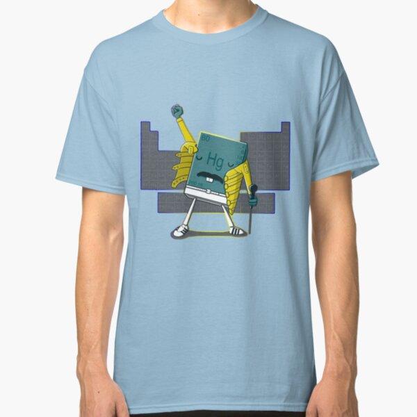 Freddy Mercury [Detailed Version] Classic T-Shirt
