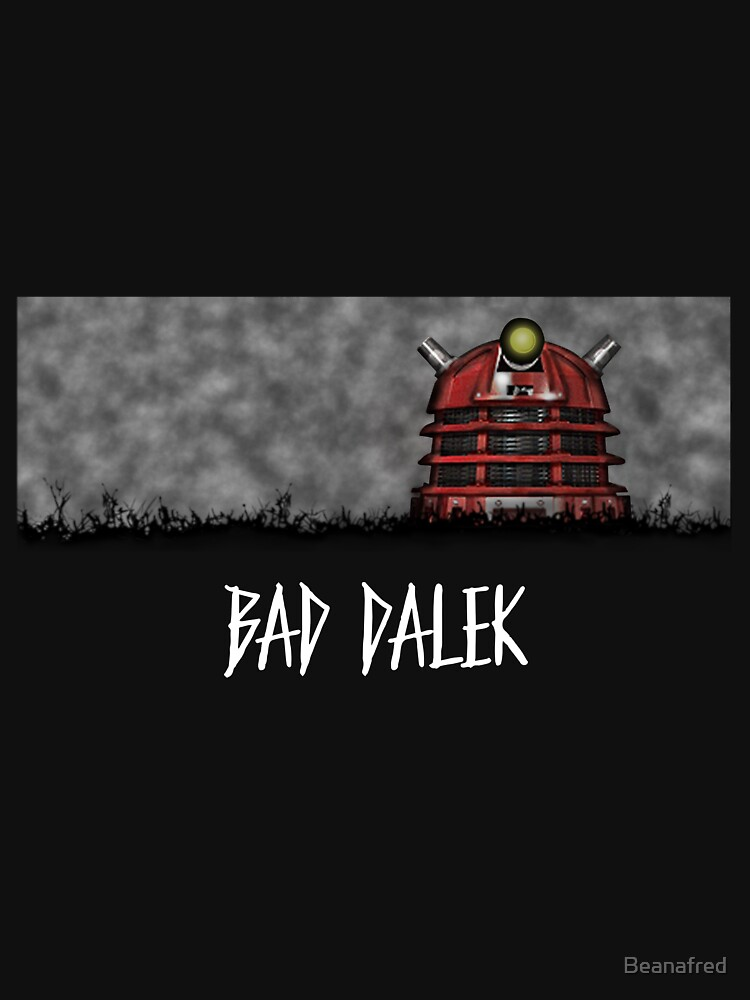 TShirtGifter presents: Bad Dalek | Unisex T-Shirt
