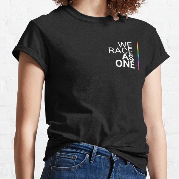 Wir fahren als eins (Schwarz) Classic T-Shirt