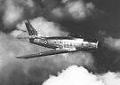 Canadair CL-13 Sabre Mk. 4 by John Schneider