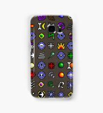 Spell Book Samsung Galaxy Case/Skin