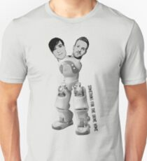 Robot Legs - Something For The Drive Home T-Shirt
