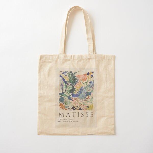 Matisse art tote bag Cotton Tote Bag