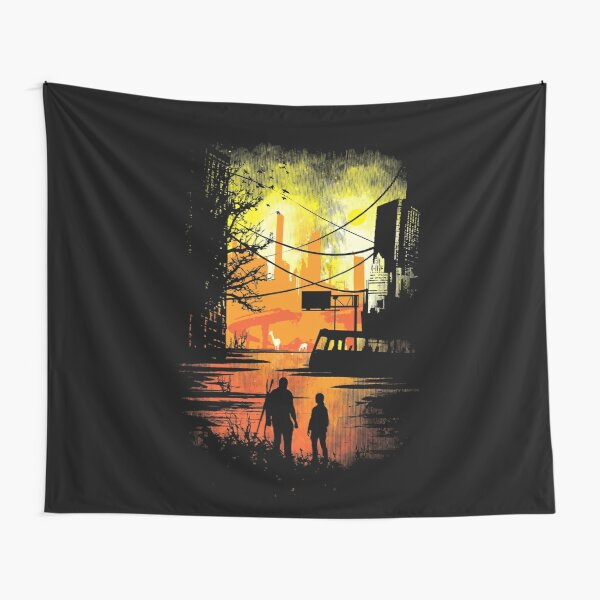 Sole Survivors Tapestry