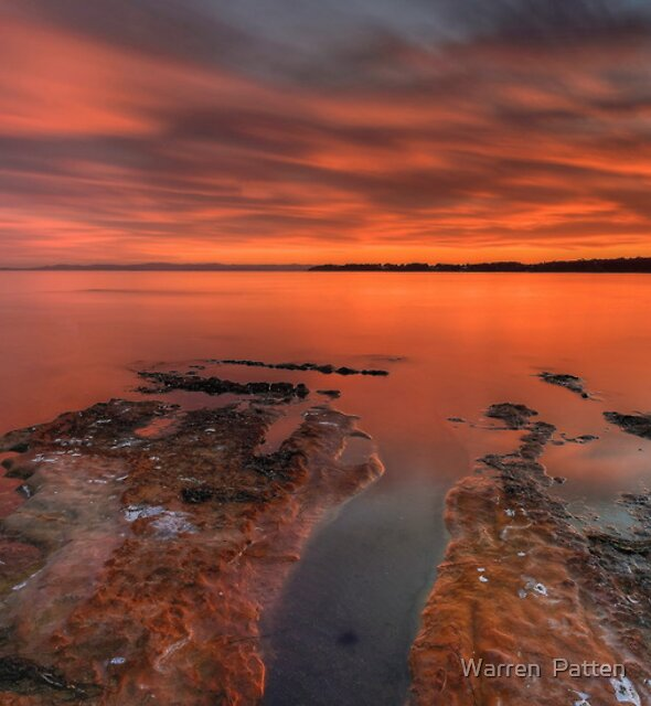 Sunset (6-10-13) by Warren  Patten