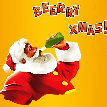 Beerry Xmas! by ciaca