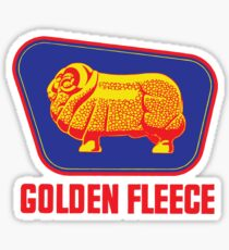 Golden Fleece logo  Sticker