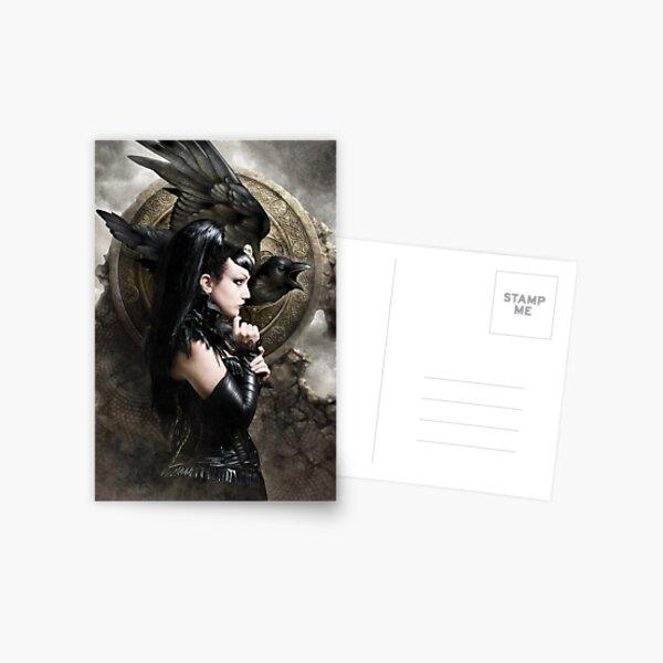 The Morrigan Postcard