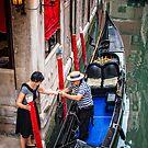 Evening Gondola by hebrideslight