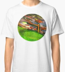 nice and windy night  Classic T-Shirt