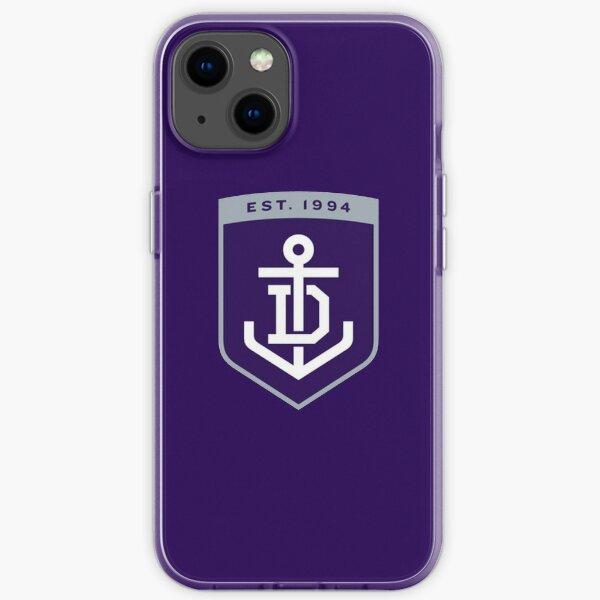 Dockers Football -Fremantle- iPhone Soft Case