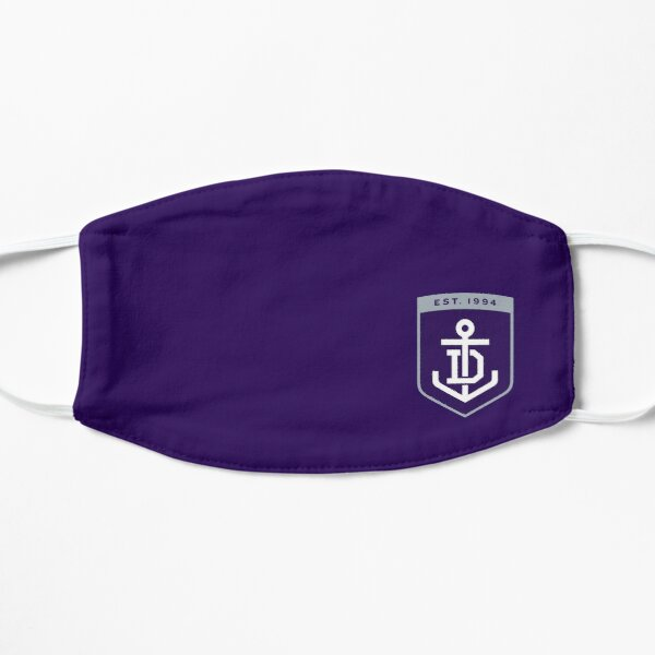 Dockers Football -Fremantle- Flat Mask